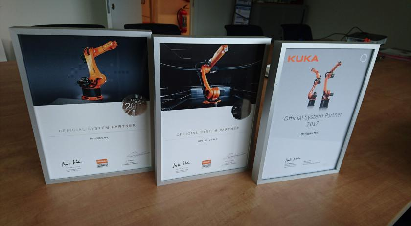 Kuka Official Systems Partner